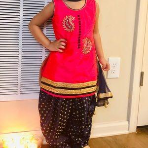 Other - Indian Punjabi dress for girls